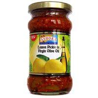 Ashoka Lemon Pickle in Virgin Olive Oil 300g