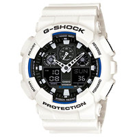 Casio G-Shock Men's Analog/Digital Watch GA-100B-7A