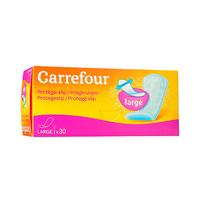 Carrefour Proteges Slip Large 30 Sheets