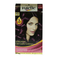 Schwarzkopf Palette 4-99 Attractive Aubergine Deluxe Intensive Oil Care Colour
