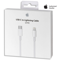 Apple Lightning to USB C Cable 2M