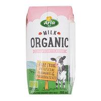 Arla Organic Strawberry Flavour Milk 200 ml