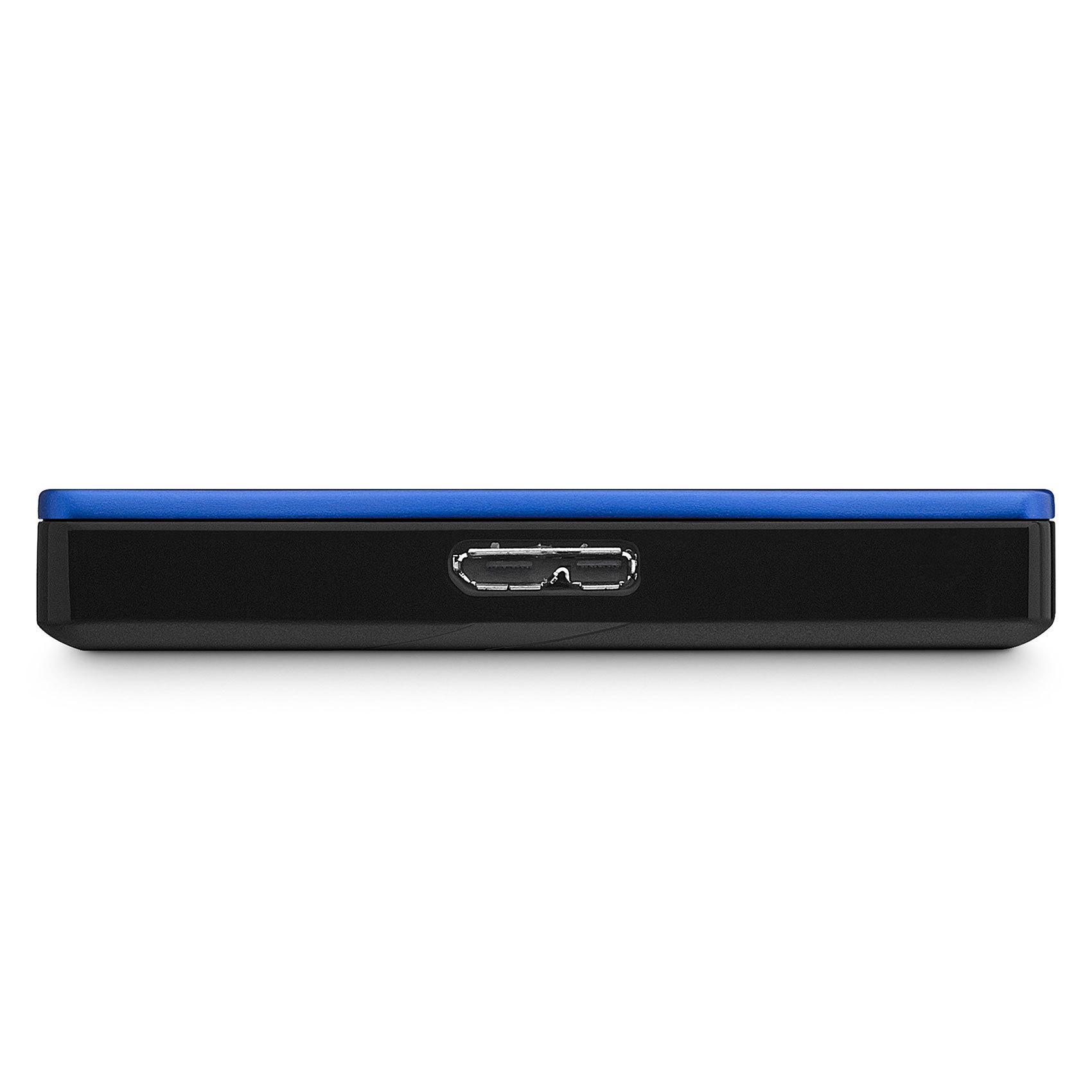 SEAGATE HDD 1TB BKUP+ PORT SLIM BL