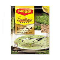 Maggi Excellence Cream of Spinach Soup 49g