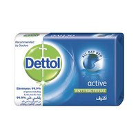 Dettol Soap Active 120GR