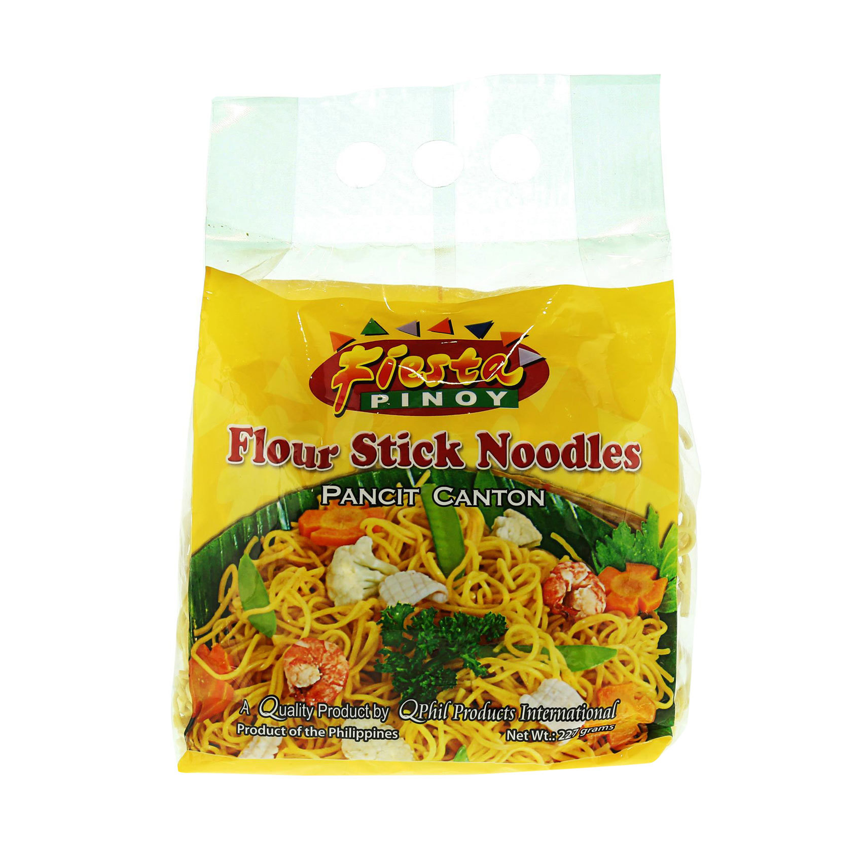 FIESTA PINOY CHINESE NOODLES 227G