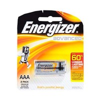 Energizer Advanced Type AAA Alkaline X2