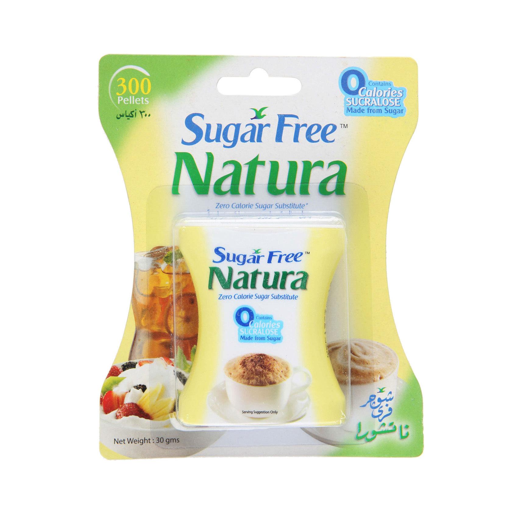 SUGARFREE NATURA 300 PELLETS