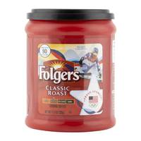 Folgers Classic Roast Ground Coffee 320g
