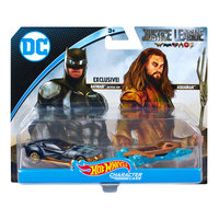 Hotwheels Dc Justice League 1:64 Assorted