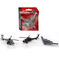 Majorette Squadron 4 Assorted