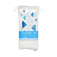 Carrefour Coton Sachet Plastique Hydrophile Predecoupe 100GR