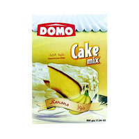 Domo Cake Mix Banana 500GR