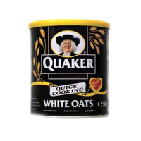 Quaker Quick Cooking White Oats 500GR