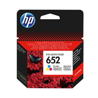Hp Cartridge 652 Tri Color