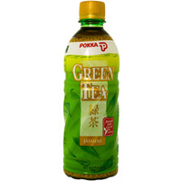 Pokka Green Tea Jasmine 500ml