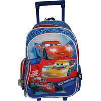 "Cars - Trolley Bag 16"" Be"