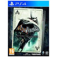 Sony PS4 Batman: Return To Arkham