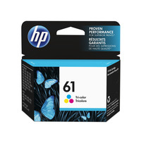 Hp Cartridge 61 Color