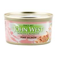 John West Skinless & Boneless Wild Pacific Pink Salmon 170g