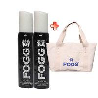 Fogg Body Spray Marco 120ml X2