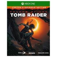 Microsoft Xbox One Shadow Of The Tomb Raider Steel Book Edition