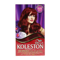 Wella Koleston Color Cream 55/46 Exotic Red