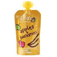 Ella's Kitchen Apples + Bananas 120g