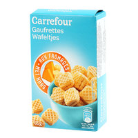Carrefour Cheese Square Waffer 65g