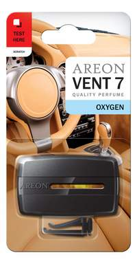 Areon Air Freshener Oxygen Vent 7 Ml