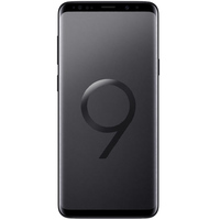 Samsung Smartphone Galaxy S9 Plus 256GB Dual Sim 4G Black