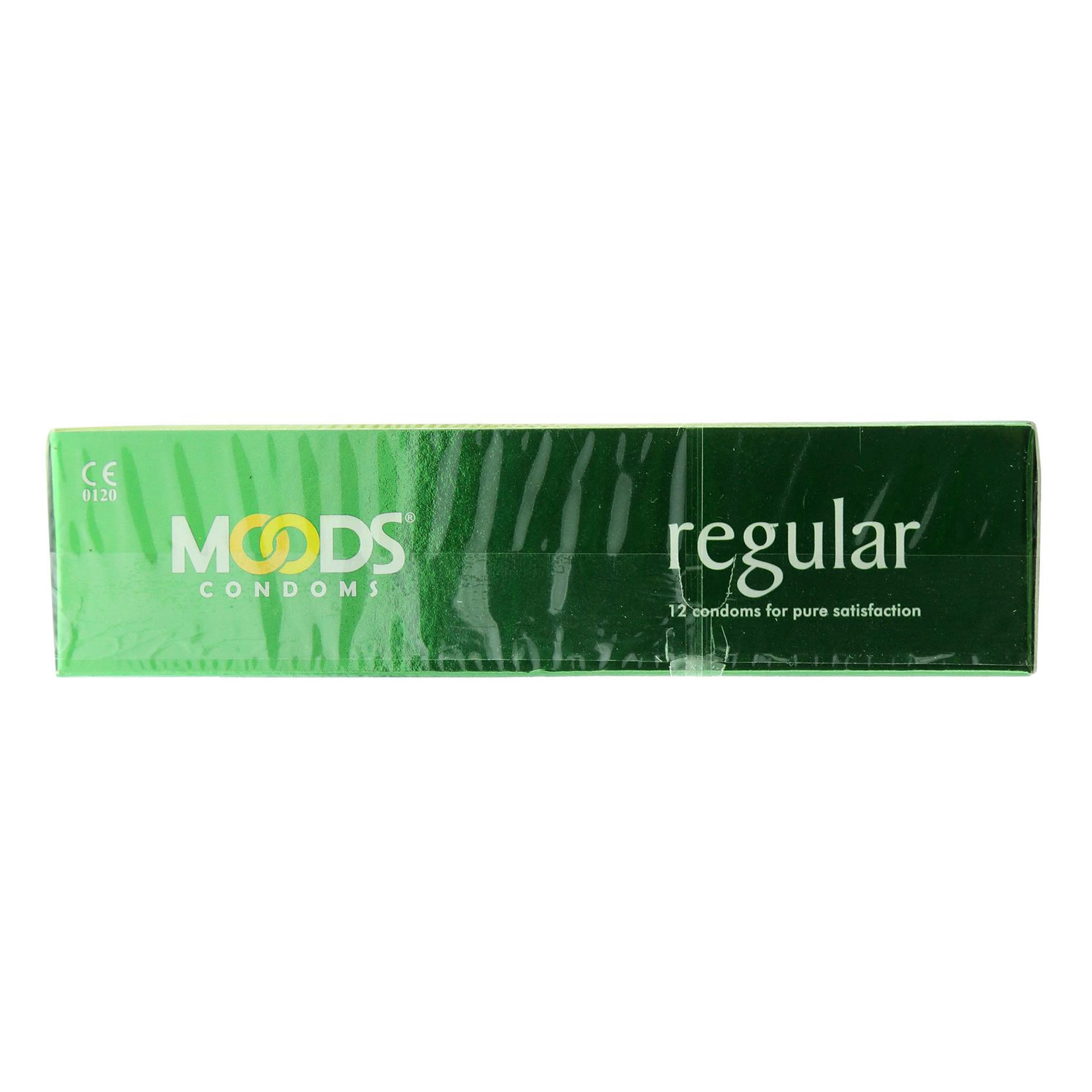 MOODS CONDOMS REGULAR 12S