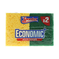 Spontex Ecomonics Multi Usage 2 Pieces