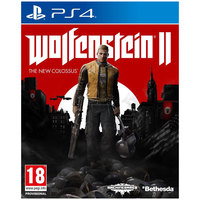 Sony PS4 Wolfenstein II