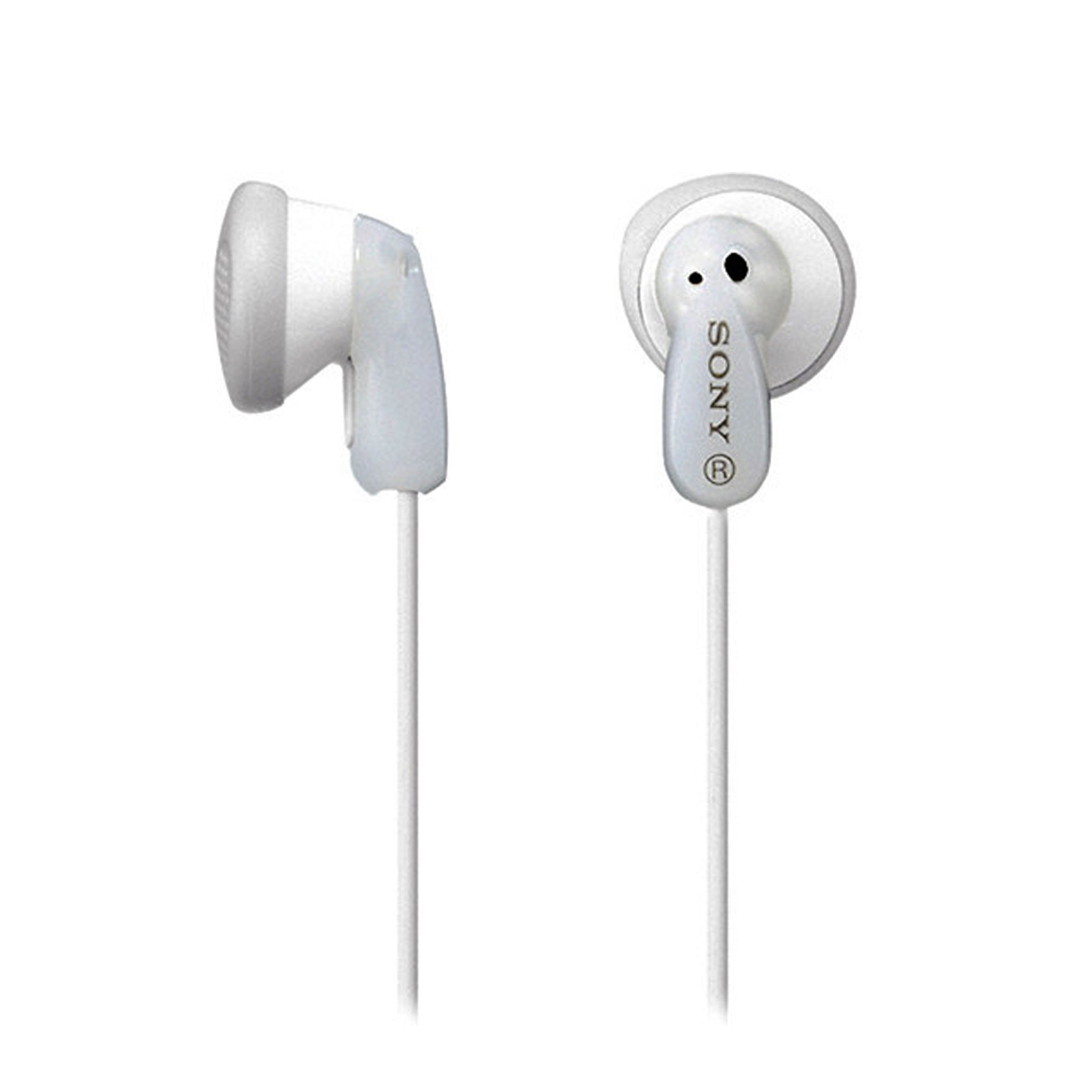 SONY EARPH MDRE9 WHITE