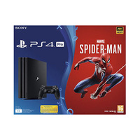 Playstation 4 Console 500GB + Fifa 19 +Spiderman