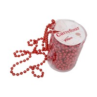 Christmas Garland Roll 8 Mm Red