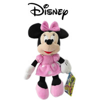 Disney Mickey Core Plush Minnie 8""