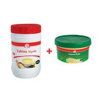 N1 Tahina 400GR + Halawa Plain 400GR Free