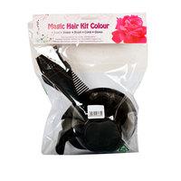 Magic Hair Kit Colour Black