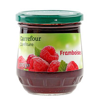Carrefour Raspberry Jam 370g