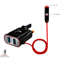 Smart Wall Charger Lightning & Micro USB