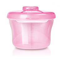 Philips Avent Pink Milk Powder Dispenser