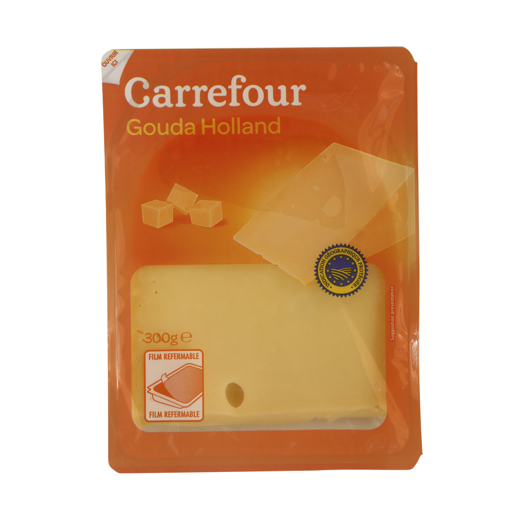 CRF GOUDA PORTION 300G