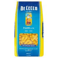 De Cecco Fusilli Pasta 500g