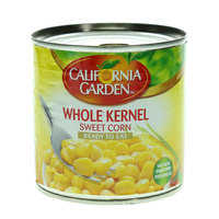 California Garden Whole Kernel Sweet Corn 340g