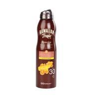 Hawaiian Tropic Protective Dry Oil Cont Spray SPF30 180ml