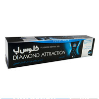 Closeup Diamond Attraction Power White Fluoride Dental Gel 75ml