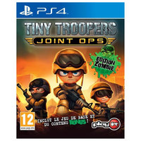 Sony PS4 Tiny Troops: Joint Ops Zombie Edition