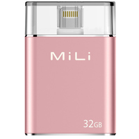 MiLi Smart Flash Drive 32GB Rose Gold